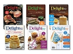 USA Subscription Delight Gluten-Free Magazine